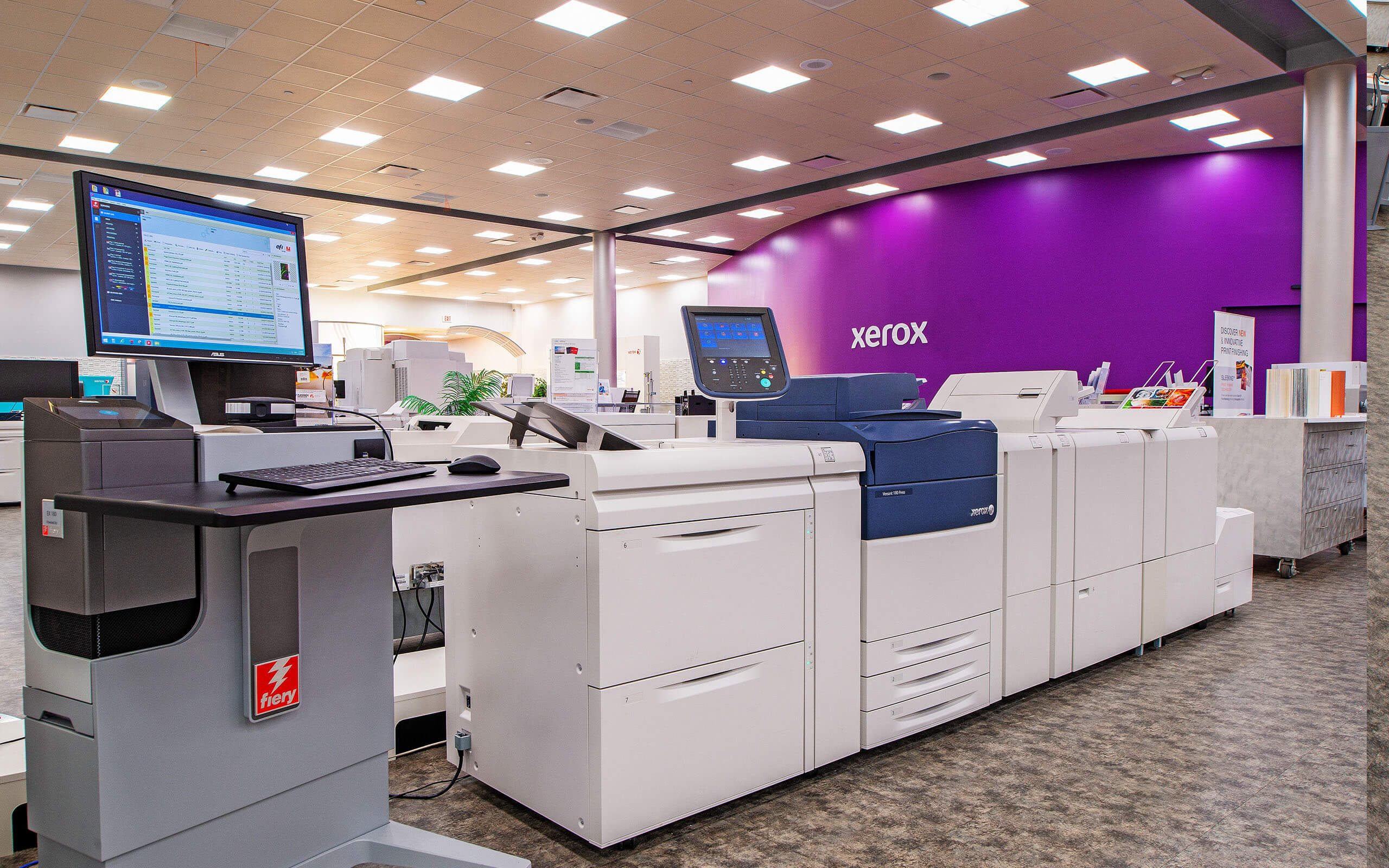 Shop all Xerox<sup>®</sup> Production Printing Devices from MT Business Technologies, A Xerox Business Solutions Company
