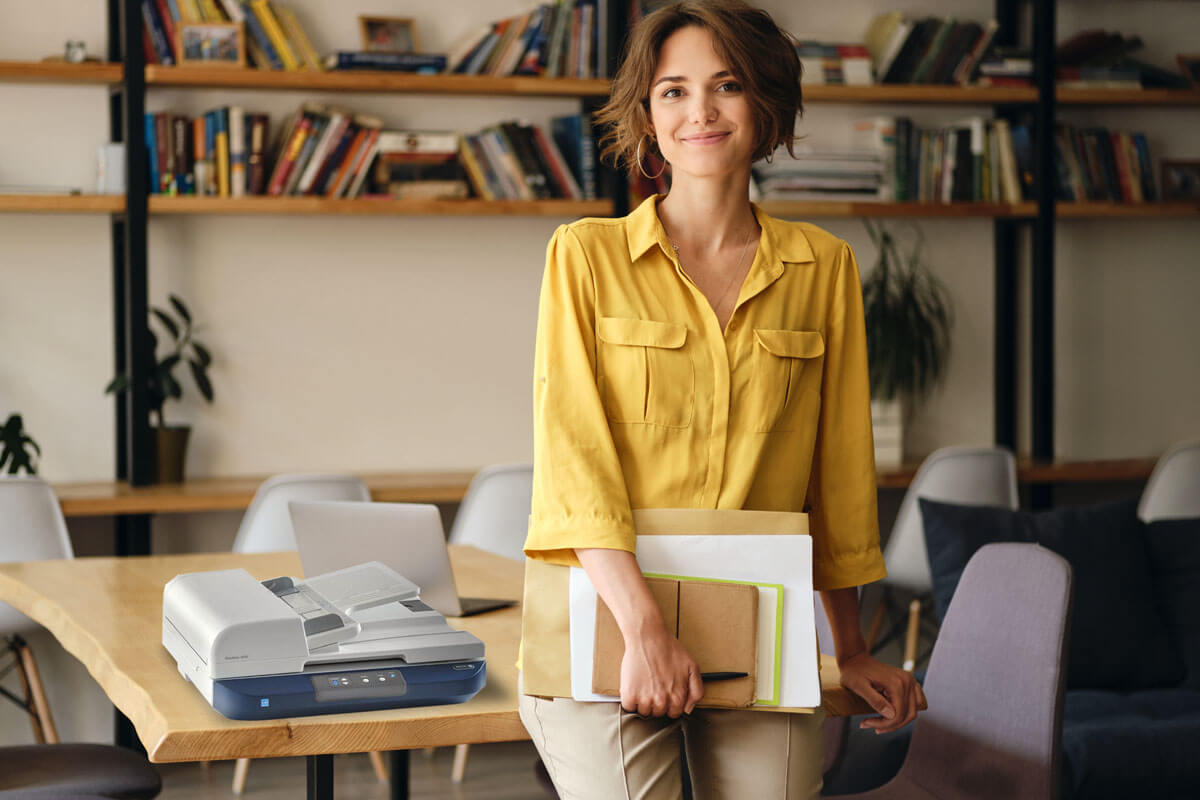 Shop Xerox® DocuMate scanners for checks, identification cards and passports from MT Business Technologies, A Xerox Business Solutions Company